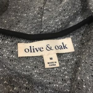 Olive & Oak Sweaters - Olive & Oak mixed texture cardigan with pockets